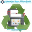 Réparation nappe 3d audio new 3DS XL