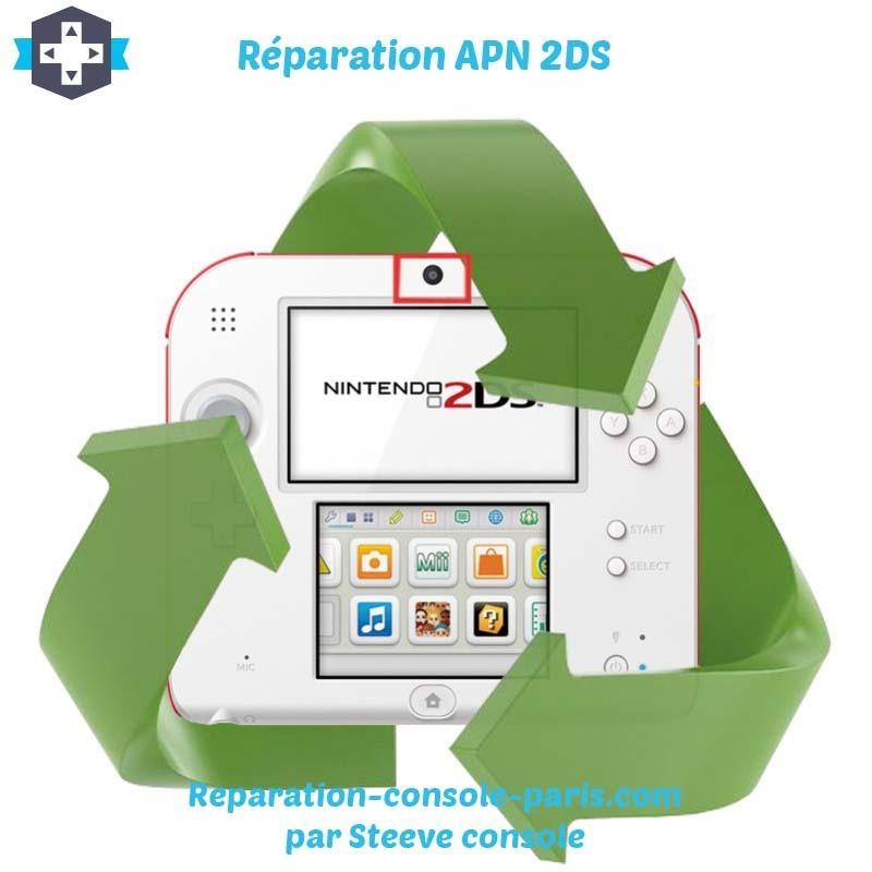 Réparation apareille photo new 3DS