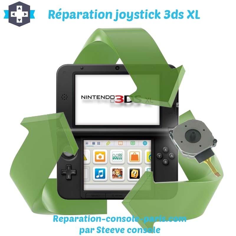 R paration joystick 3ds xl r paration console paris - Reparation console paris ...
