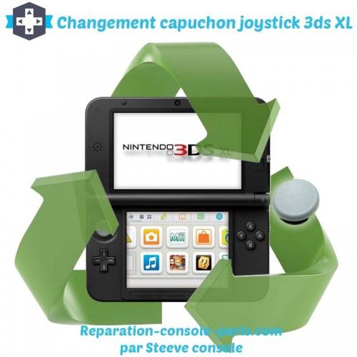 Réparation capuchon joystick 3DS XL