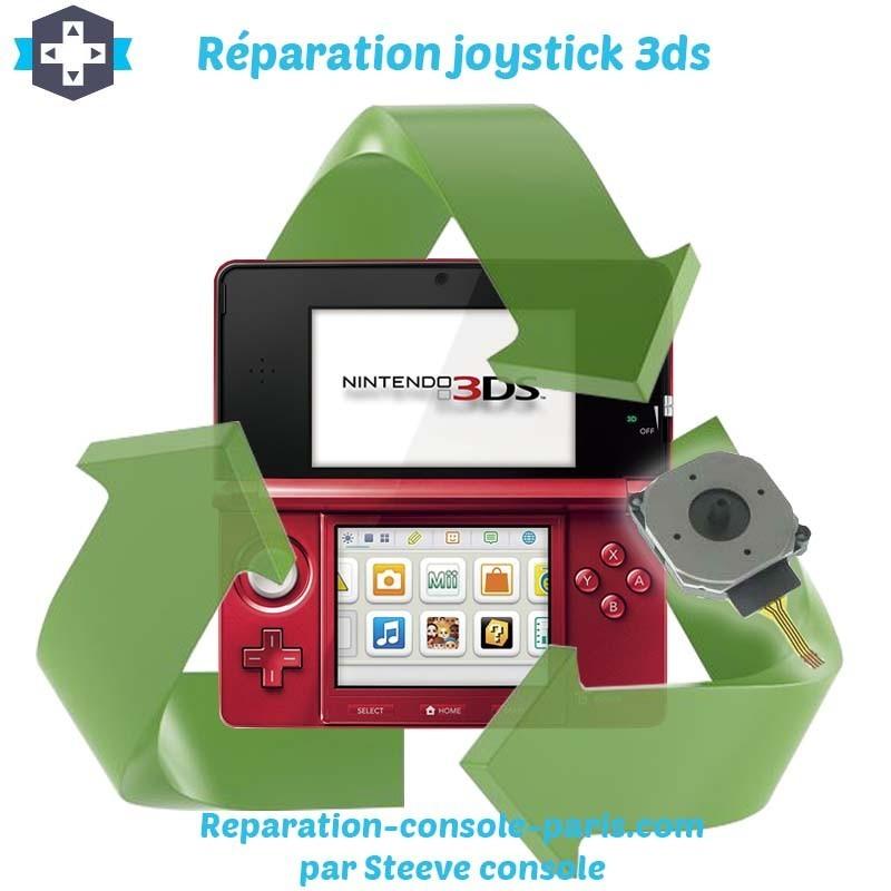 R paration joystick 3ds r paration console paris - Reparation console paris ...