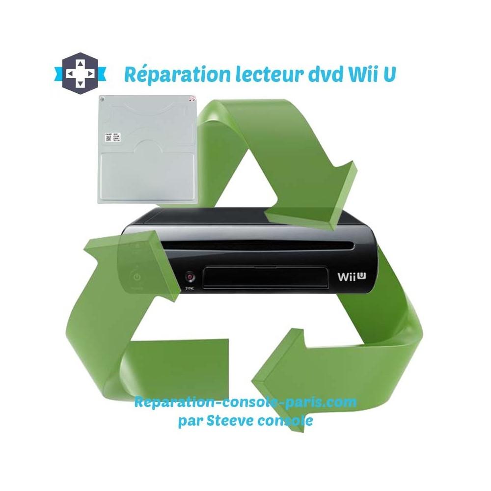 R paration lecteur wii u r paration console paris - Reparation console paris ...