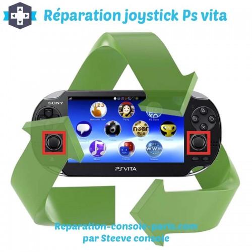 Réparation joystick analogique Ps vita