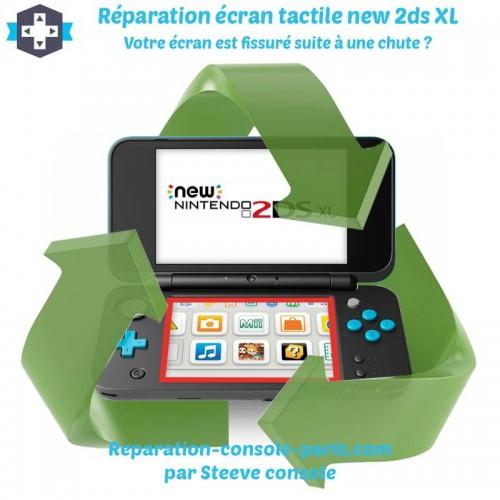 Réparation écran tactile new 2DS XL