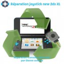 Réparation joystick new 2DS XL