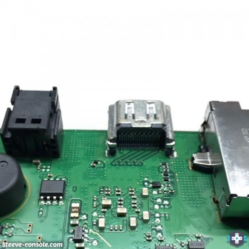 Réparation port HDMI PS4