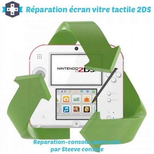 Réparation écran tactile 2DS